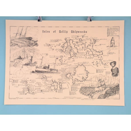 Isles of Scilly Shipwrecks