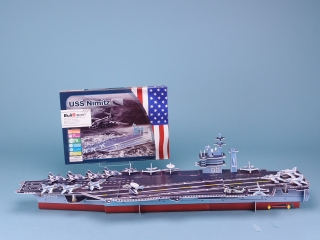 Aircraft carrier - 70 pieces
