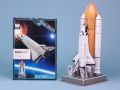 Space shuttle - 87 pieces