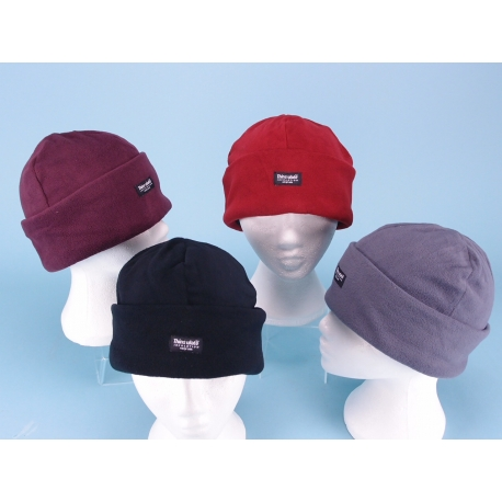 Ladies thinsulate polar fleece hat