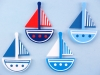 Sailing Boat Magnets