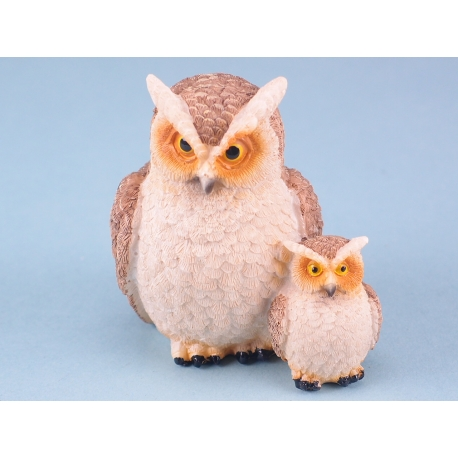 Owl & chick