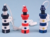 Nautical light pull - lighthouse