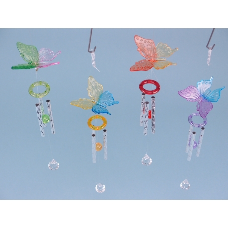 Butterfly mini chime - 21cm