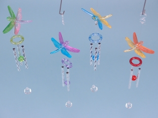 Dragonfly mini chime - 21cm