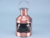 Starboard Lamp - Copper Effect. 25cm