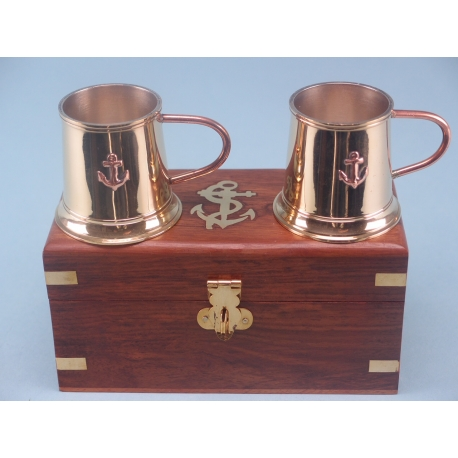 Set of 2 Mini Tankards