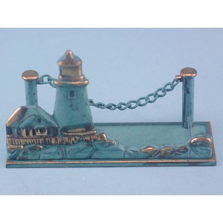 Lighthouse Card & Memo Holder