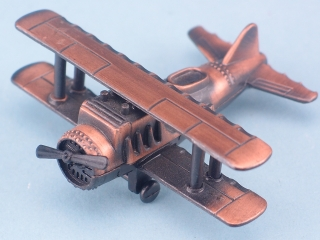 Bi-Plane Pencil Sharpener