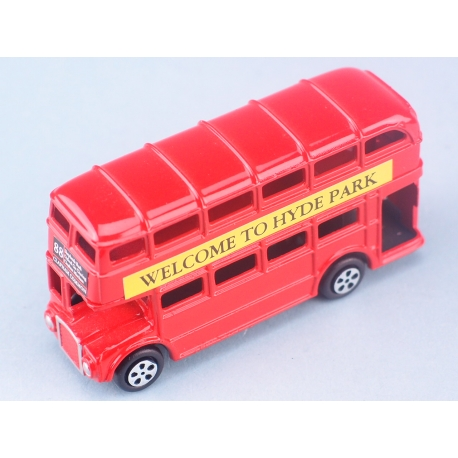 London Bus Pencil Sharpener
