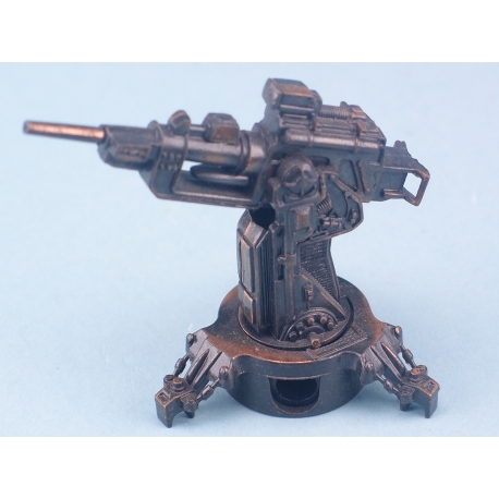 Machine Gun Pencil Sharpener