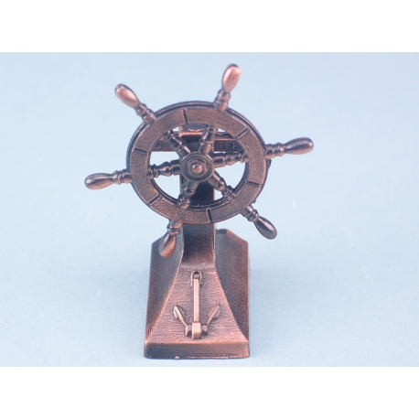 Ship's Wheel Pencil Sharpener