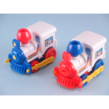 Plastic Friction Loco with Sound