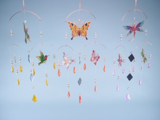 Butterfly/Dragonfly/Hummingbird Mobile