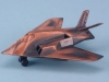 Stealth Plane Pencil Sharpener