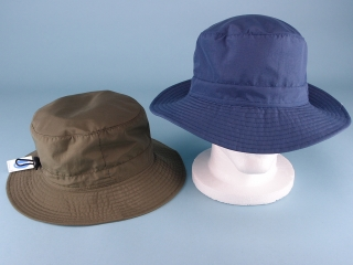 Waterproof Trilby with Size Adjuster