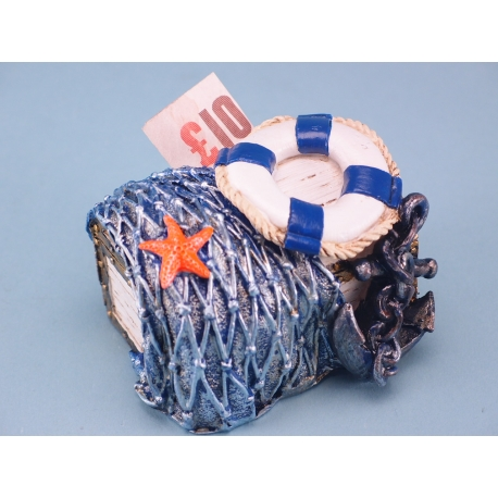 Nautical chest money box