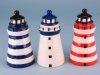 Lighthouse moneybox - 15cm