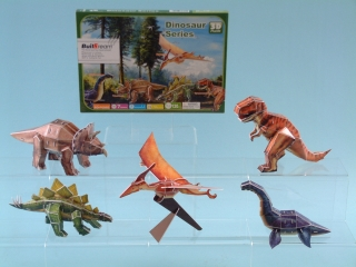 3D puzzle Dinosaur Series - 120 pieces