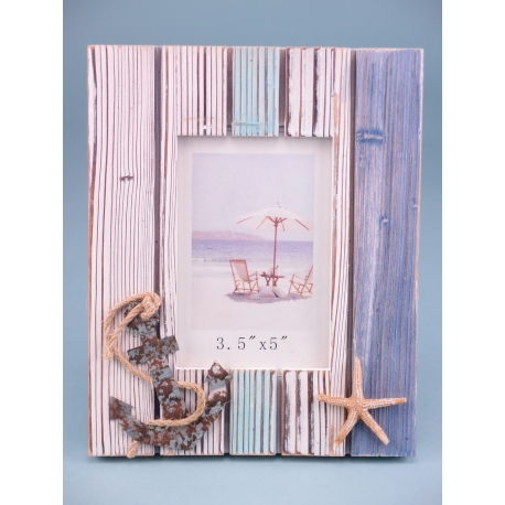 Quay and Sea Photo Frame - Small - for 3.5 x 5cm print