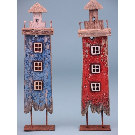 Lighthouse Ornament - 29cm