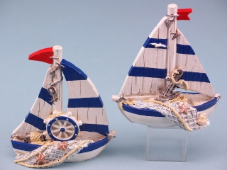 Sailboat Model - 11cm