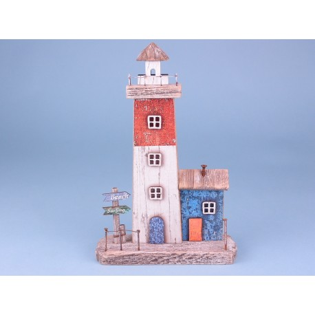 Lighthouse Ornament - 19cm
