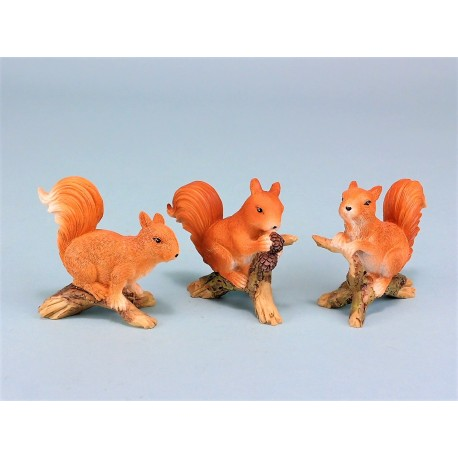 Red Squirrel - 8.5cm