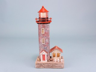 Lighthouse with LED light