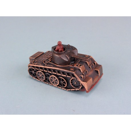Pencil sharpener - sherman tank