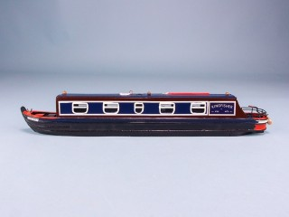 "Canal Boat ""Kingfisher"""