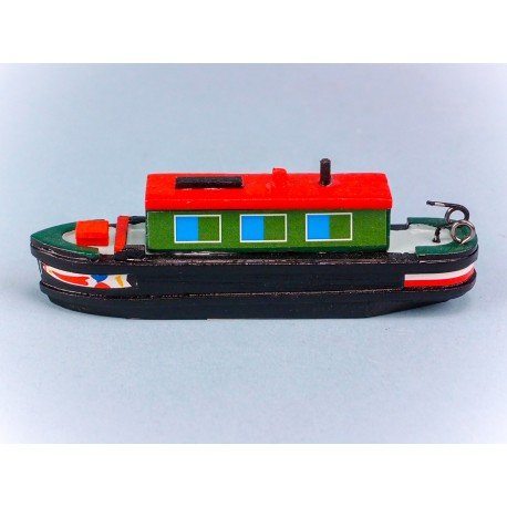 Mini Canal Boat - Leisure Version