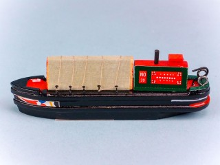 Mini Canal Boat - Working Version