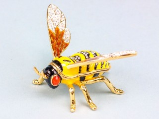 Cloisonne Bee