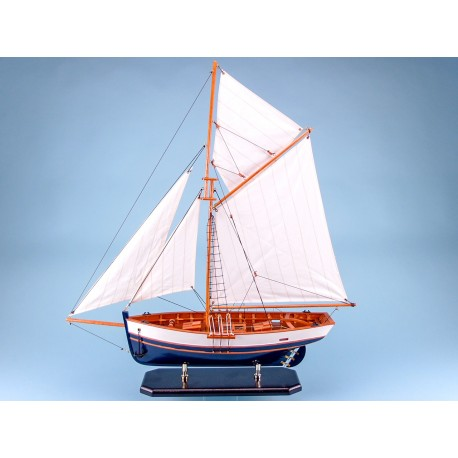 Traditional Open Yacht