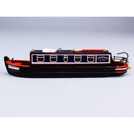 """Canal Boat """"Small Kingfisher"""""""