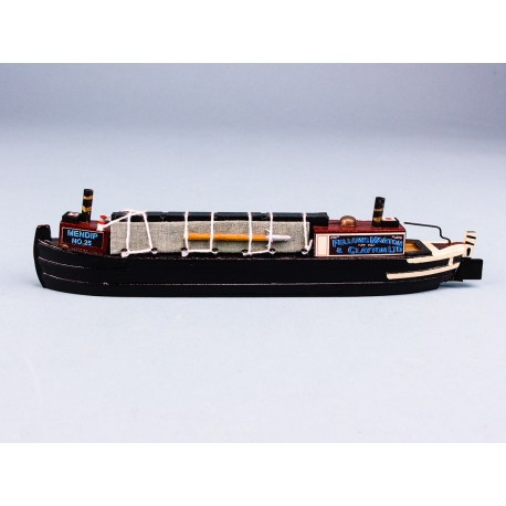 """Canal Boat """"Small Mendip"""""""