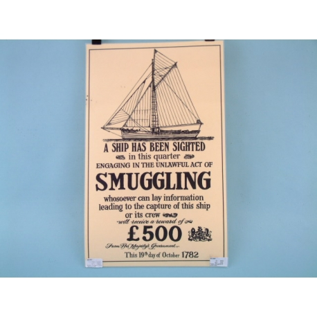Smuggling Poster