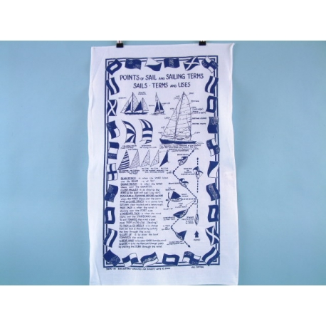 Points of Sail Galley Cloth