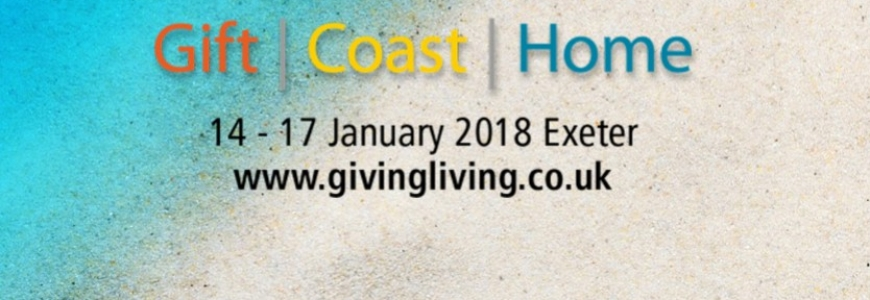Giving & Living Trade Show 2018 - Exeter